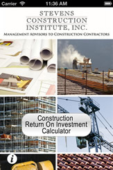 Construction Return On Investment Calculator